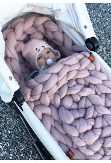 Бебешко Легло с капаче