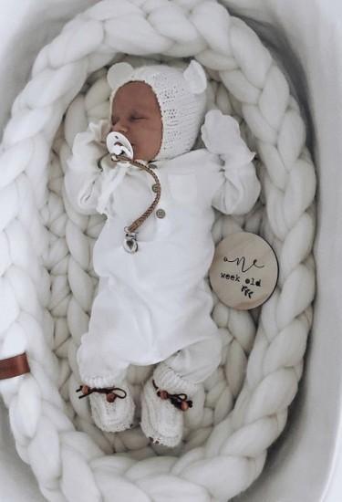 Бебешко Мерино Легло