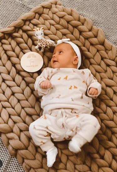 Бебешко Мерино Одеяло